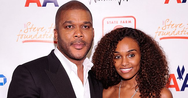 Tyler Perry's Partner Gelila Bekele Stuns with Her Natural Beauty in Floral Dress in Video by the Beach