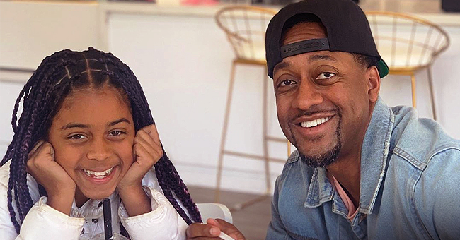 Jaleel White & 'Bestie from God' Daughter Make a Cute Duo in Father's Day Pics