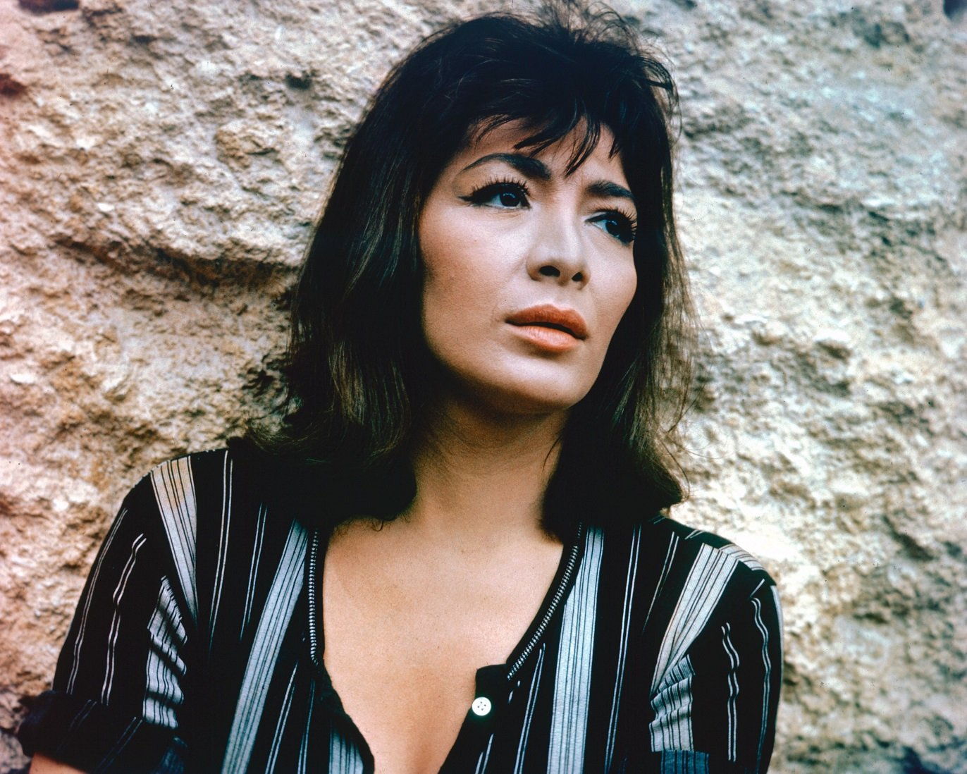 La chanteuse Juliette Gréco | Photo : Getty Images