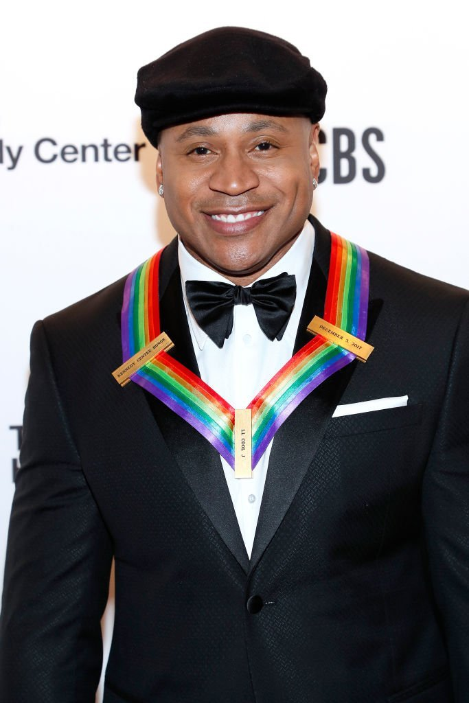 Honoree LL Cool J attends the 42nd Annual Kennedy Center Honors Kennedy Center | Photo: Getty Images
