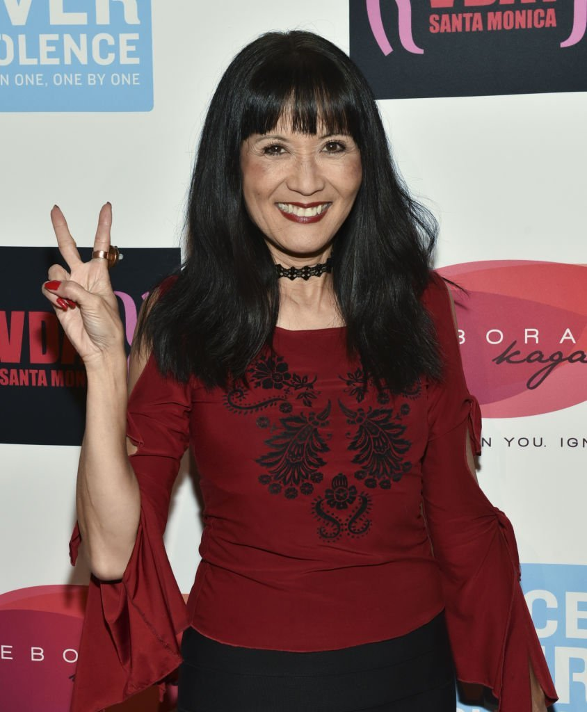 Suzanne Whang attends the 20th Anniversary of V-Day in Santa Monica, California on February 17, 2018 | Photo: Getty Images