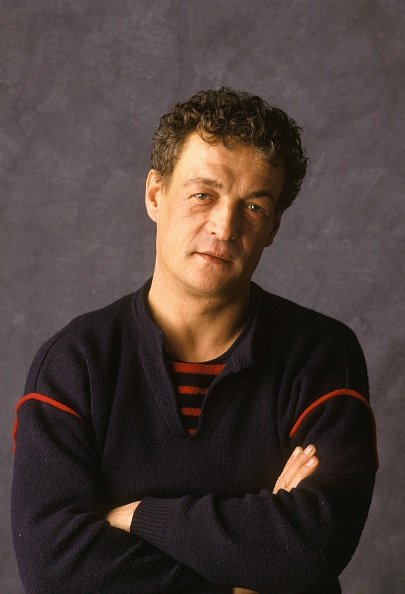 L'acteur francais Philippe Leotard le 30 janvier 1985 a Paris, France. | Photo : Getty Images