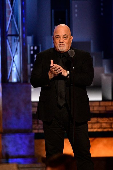 Billy Joel at THE 72nd ANNUAL TONY AWARDS in New York City. | Photo: Getty Images.