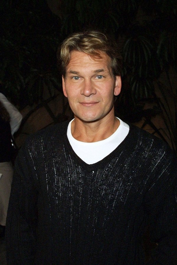 Patrick Swayze at the Egyptian Theatre October 22, 2001 in Hollywood, CA | Source: Getty Images/Global Images Ukraine