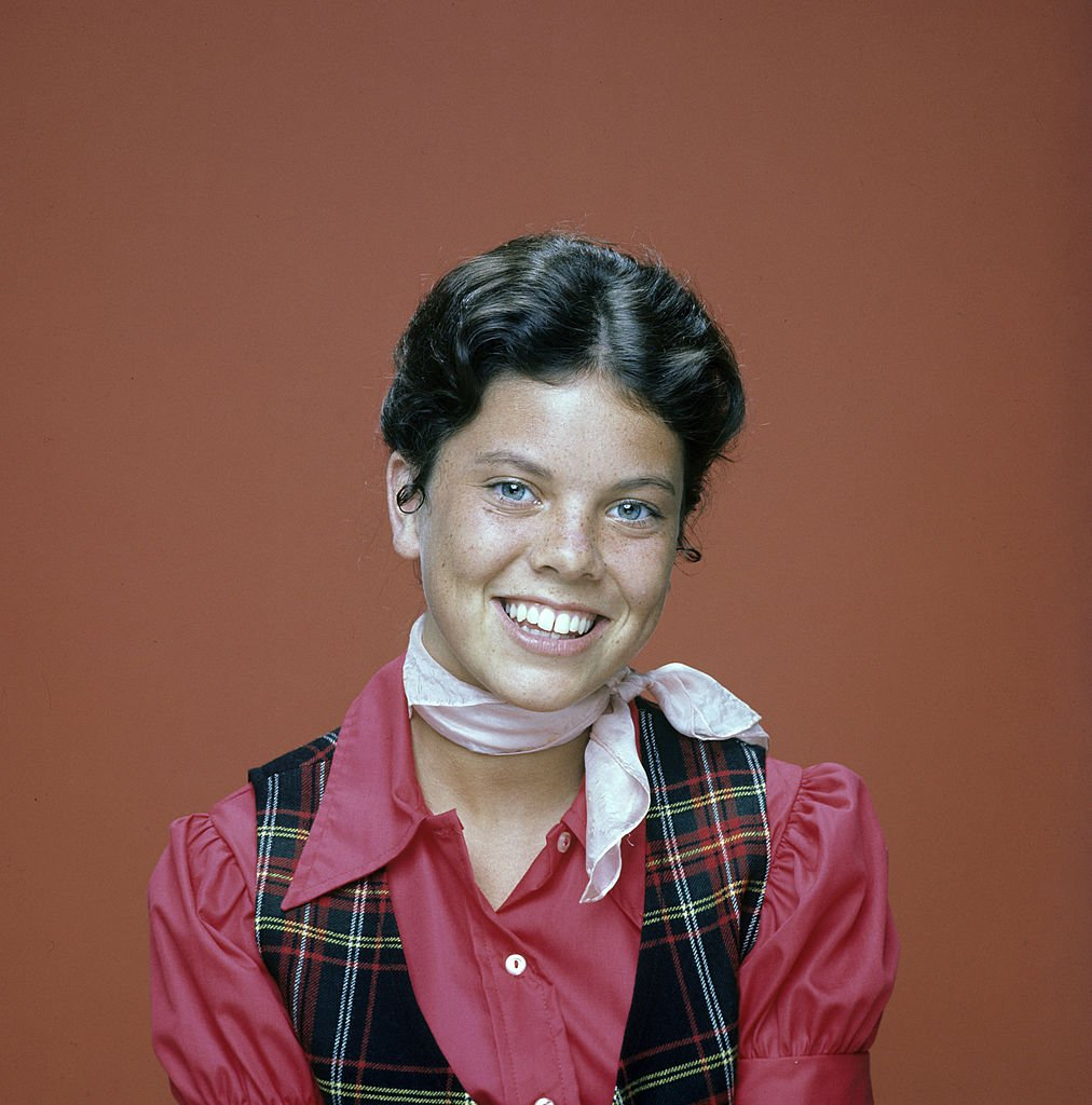 """Erin Moran from the """"Happy Days"""" Season 2 gallery on July 10, 1975   Source: Getty Images"""