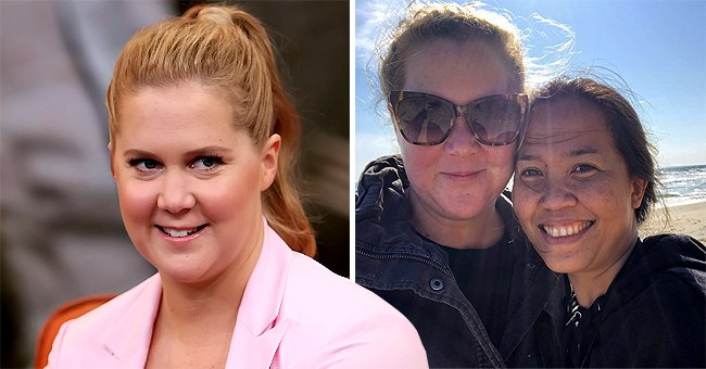 Amy Schumer Reacts to Emmy Nomination for Cooking Show Alongside a Photo with Her Son's Nanny