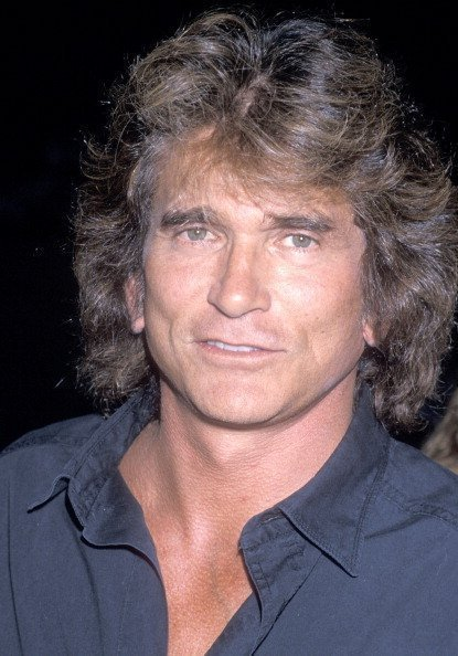 L'incontournable acteur Michael Landon. l Source : Getty Images