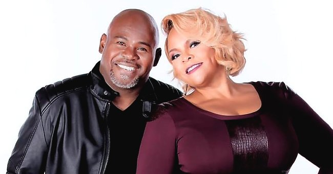Tamela Mann Looks Slim as She Shares a Picture with Husband David Wearing Face Masks
