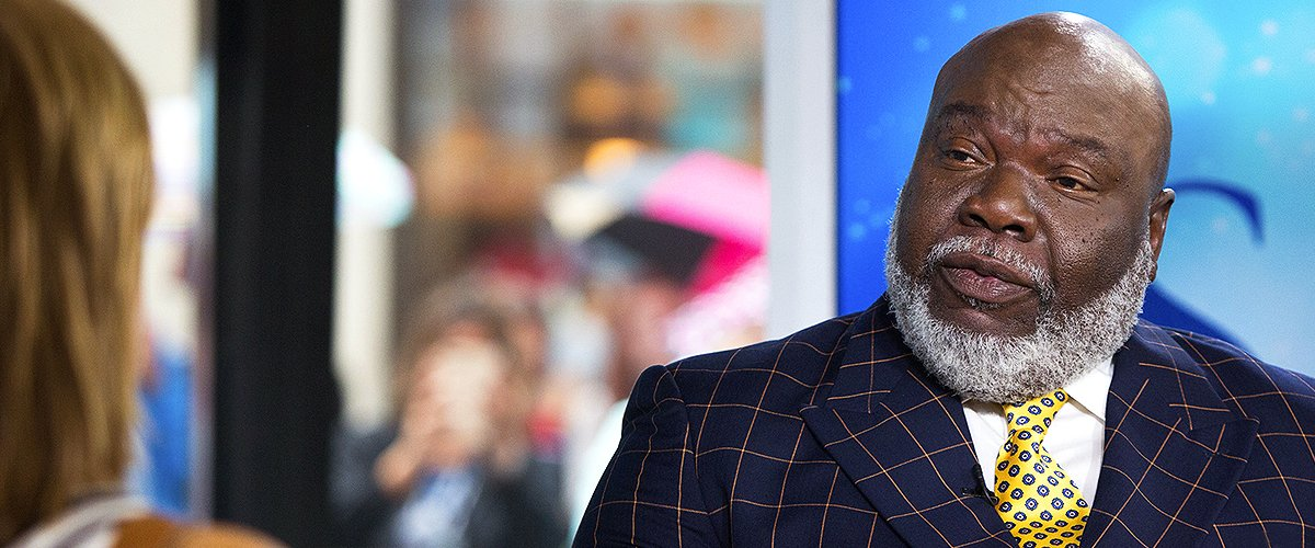 T.D. Jakes Is a Proud Father of Five Kids He Shares with His Wife of 38 Years — Meet His Family