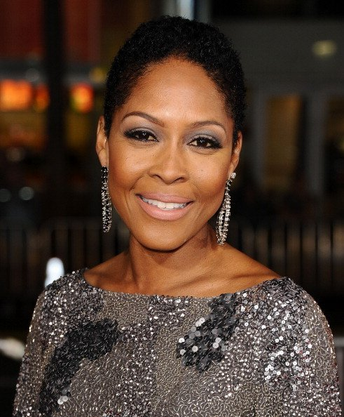 Actress Monica Calhoun on November 5, 2013 in Hollywood, California.| Photo: Getty Images.