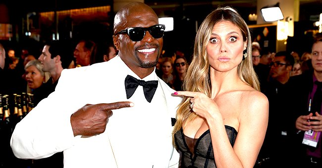 Terry Crews Says 'AGT: Champions' Judge Heidi Klum Can't Understand How He Still Looks the Same since 'White Chicks'