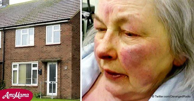 """Anciana de 70 años fallece en vivienda pública """"congelada"""" por calefacción descompuesta"""