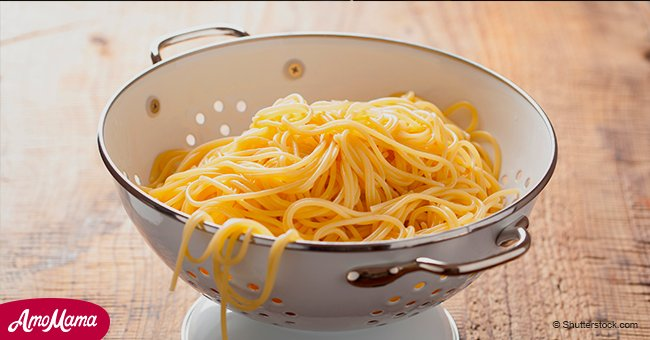 Here is why you should immediately stop draining your pasta in the sink forever