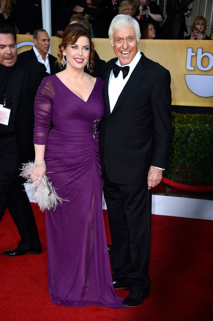 Dick Van Dyke and wife Arlene Silver attend the 19th Annual Screen Actors Guild Awards in Los Angeles on January 27, 2013 | Photo: Getty Images