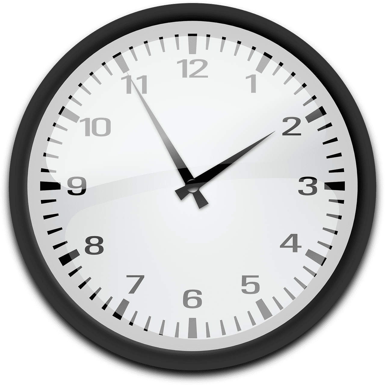 Would his watch be set correctly?   Photo: Pixabay/OpenClipart-Vectors