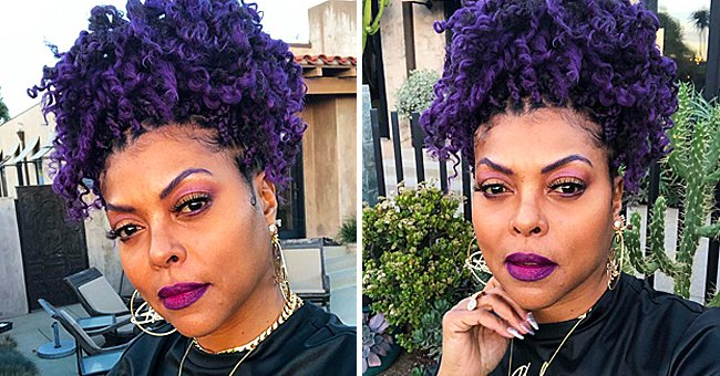 Have You Seen Taraji P Henson's Awesome New Hair Color in Time for the New Year? Check It Out Here