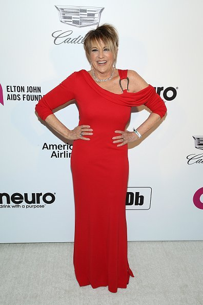 Lorna Luft at the 27th Annual Elton John AIDS Foundation Academy Awards viewing party on February 24, 2019 | Photo: Getty Images