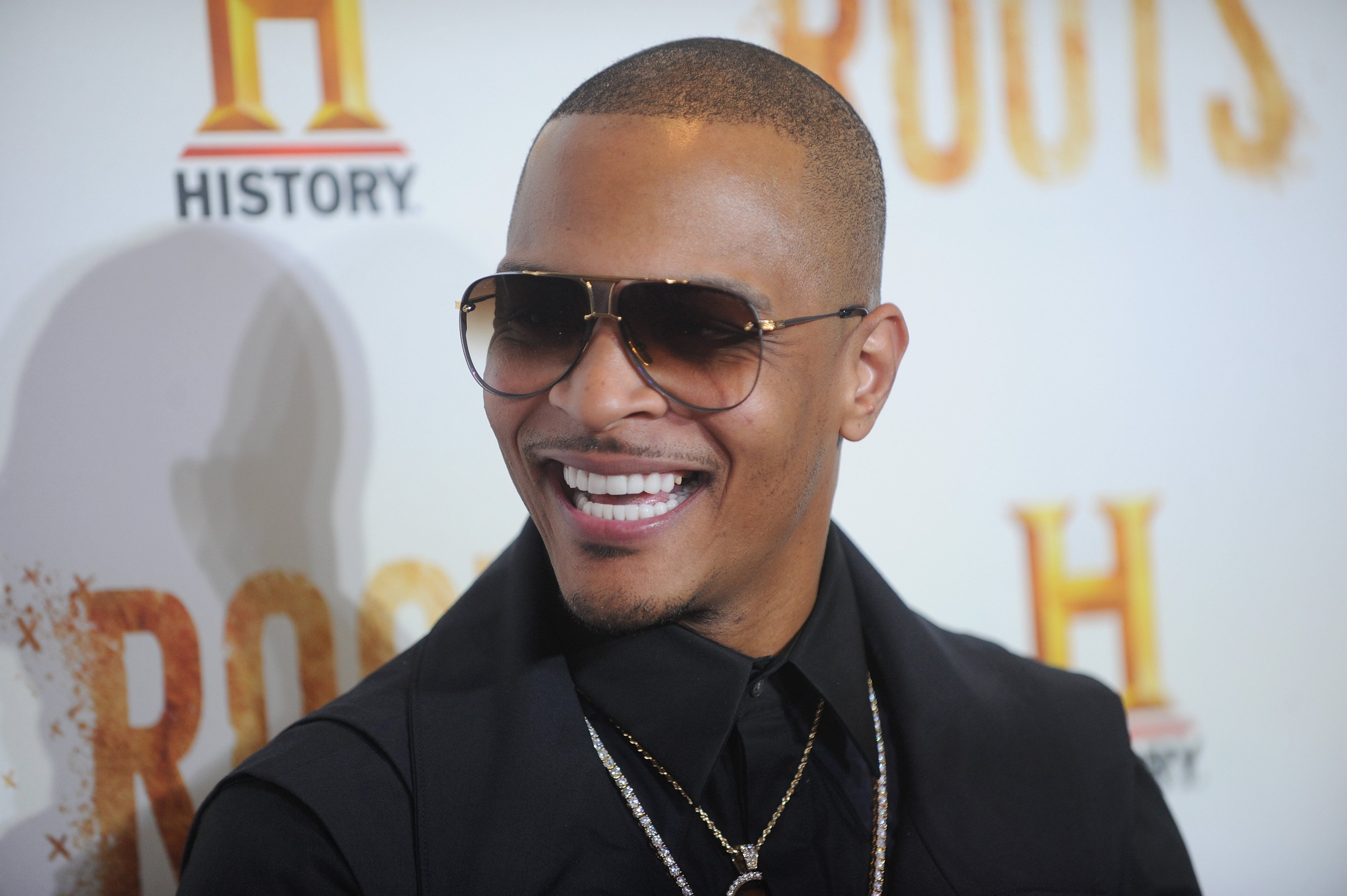 """T.I. Harris at the premiere of """"Night One"""" at Alice Tully Hall on May 23, 2016 