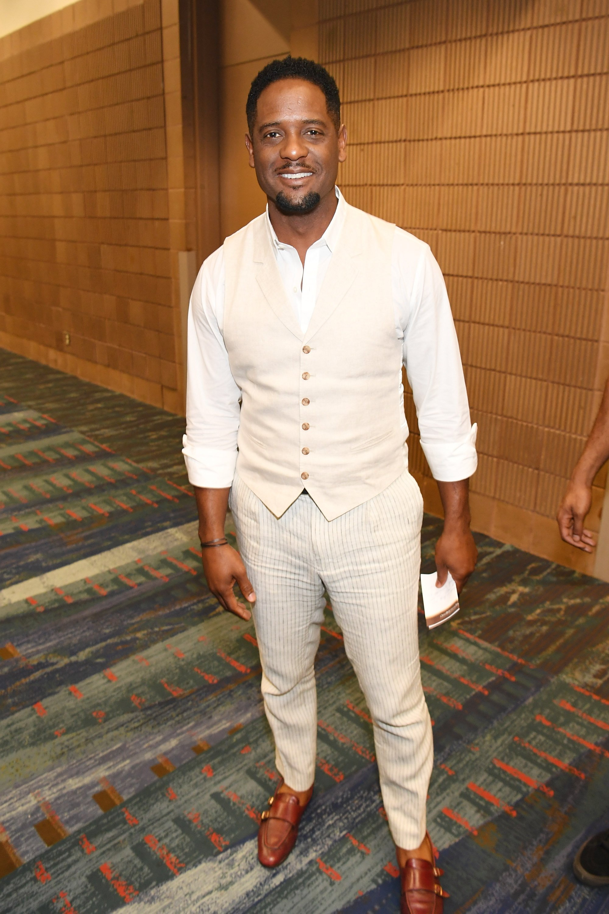 Blair Underwood at the ESSENCE Festival on July 2, 2017 in Louisiana | Photo: Getty Images