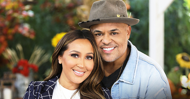 Israel Houghton on Wife Adrienne: 'I've Never Known a Love & Life like This'