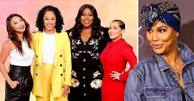 'The Real' Cast Reacts after Tamar Braxton Accuses Them of Inviting Her Back as a 'Marketing Tool'