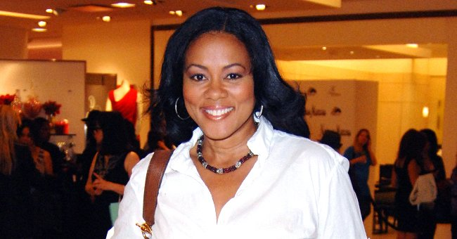 Lela Rochon Is Gorgeous as Ever in Celebrating Her 57th Birthday with This Selfie Looking Flawless