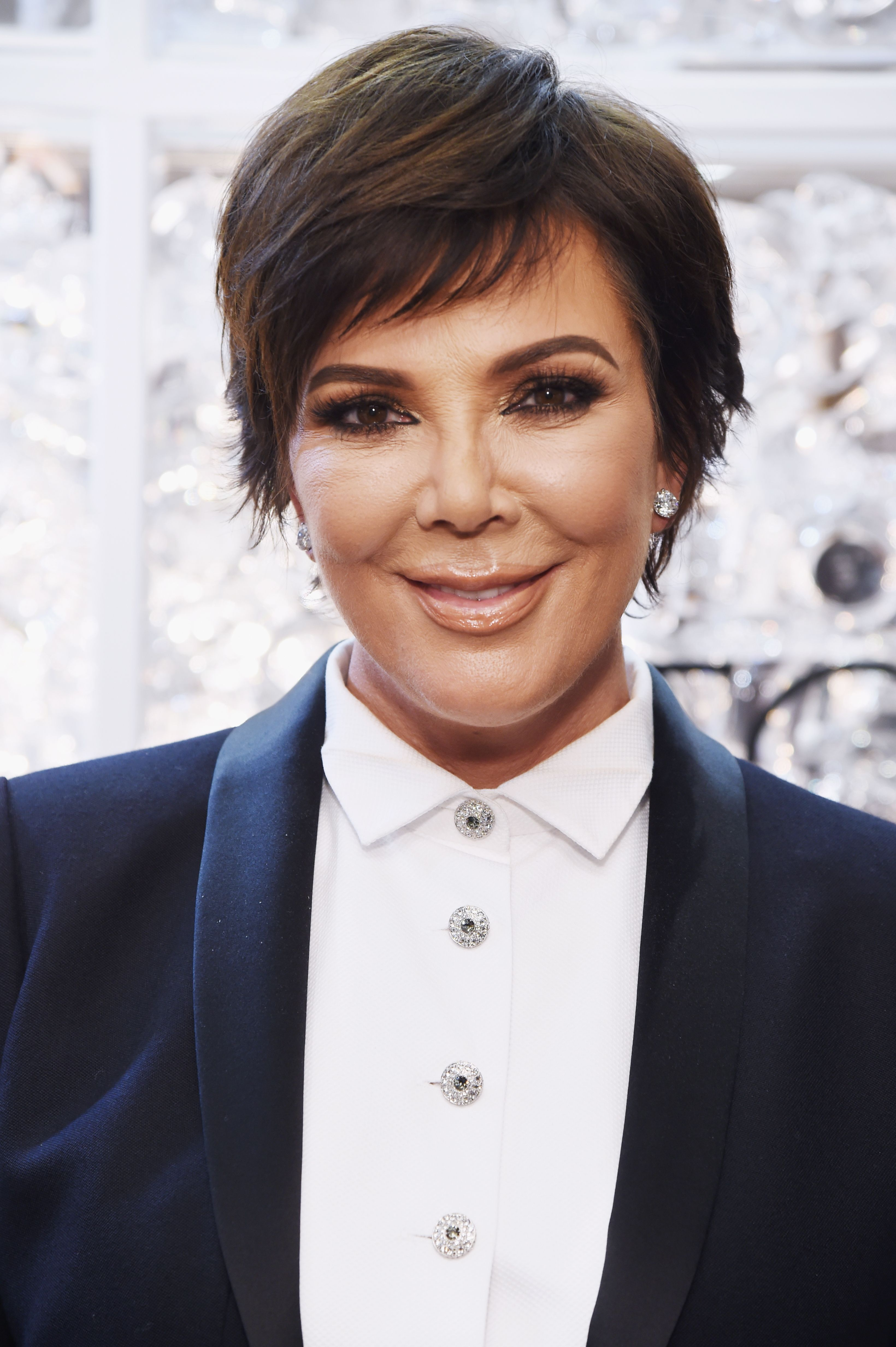"""Kris Jenner at GEARYS Beverly Hills for the """"Baccarat Takeover"""" on September 27, 2018, in Beverly Hills, California 