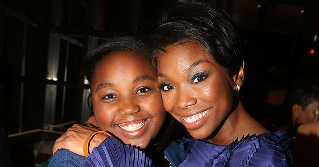 Brandy Has a Charming Daughter Sy'rai with Big Bert — Meet the Singer's Ex & Dad to Her Child