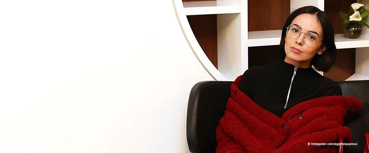 """Agathe Auproux annonce son cancer : """"Je suis en chimiothérapie depuis mi-décembre"""""""