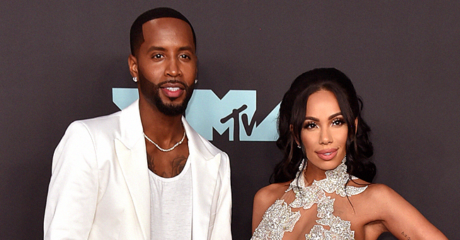 Erica Mena of LHHNY Reportedly Spends $50K on Diamond Chain for First-Time Father-To-Be Safaree