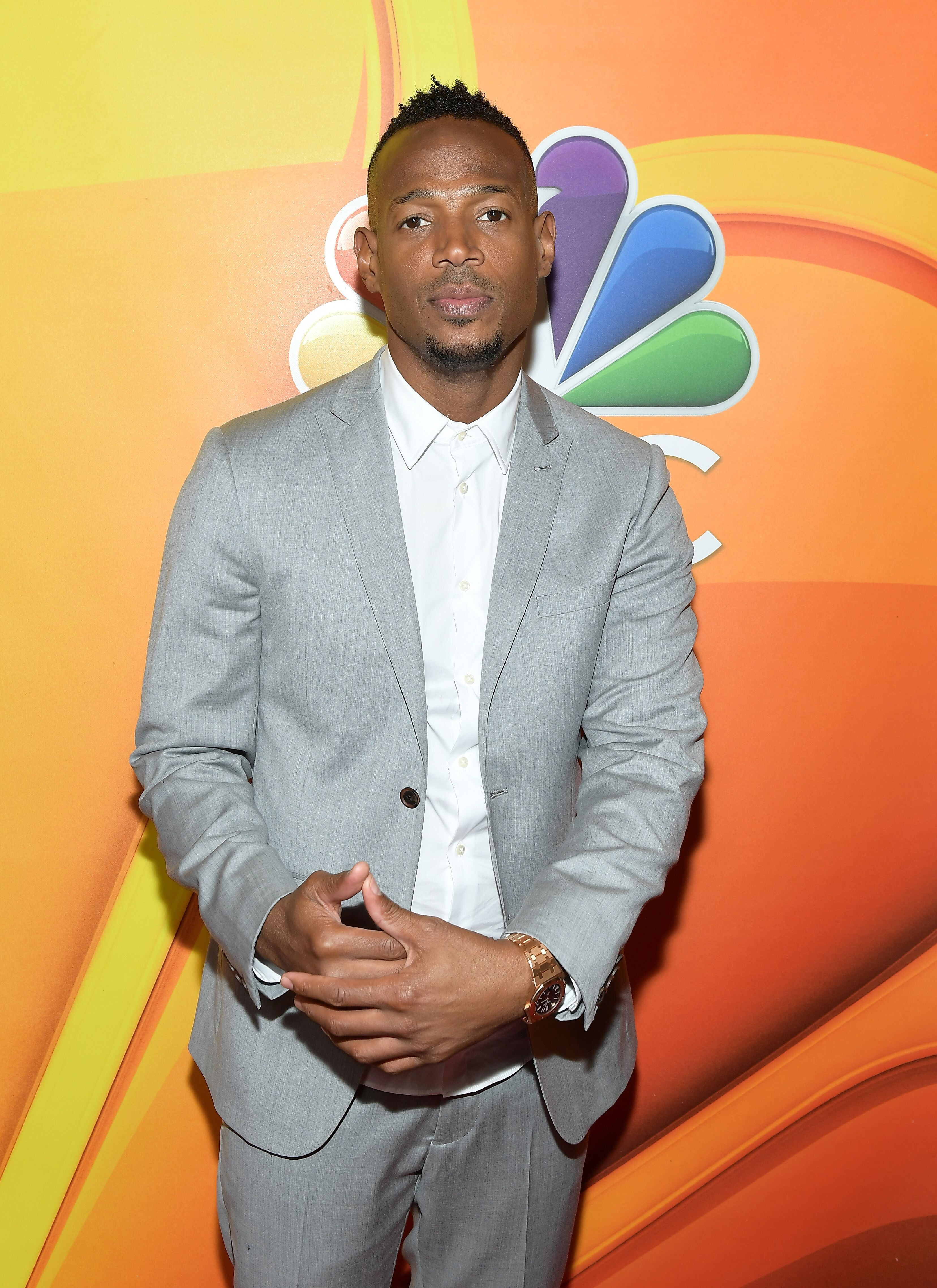 Marlon Wayans at the NBCUniversal Summer TCA Press Tour at The Beverly Hilton Hotel on August 3, 2017 in Beverly Hills, California | Photo: Getty Images