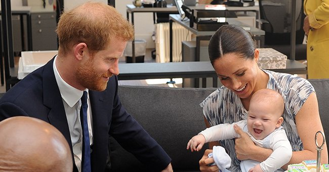 Closer Weekly: Harry & Meghan's Son Archie Made a Few 'Friends' in LA to Mark 2nd Birthday