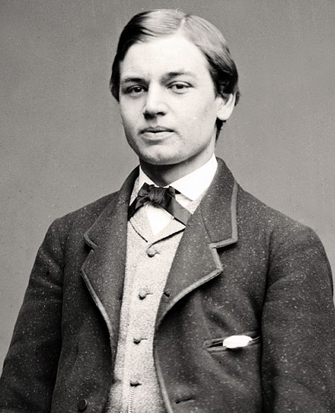 Young Robert Todd Lincoln Beckwith before his death in Hartfield, Va., in 1985 | Photo: Wikimedia Commons