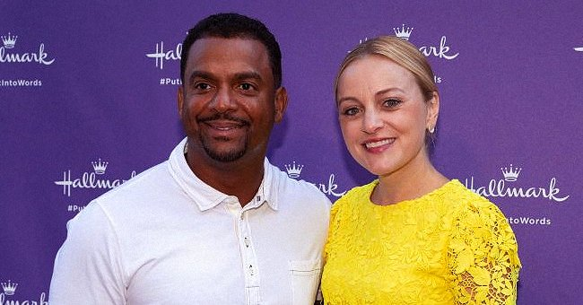See How Alfonso Ribeiro's Wife Angela Thanked Him for Their Unforgettable Family Road Trip
