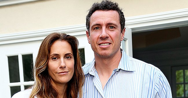 Check Out Chris Cuomo's Wife Christina's Beach Outfit in Photos of Her Posing with a Surfboard