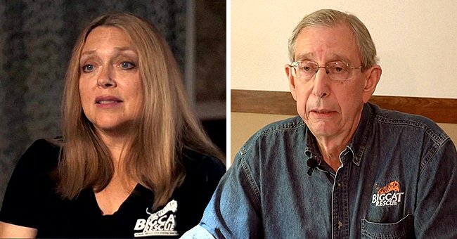 TMZ: 'Tiger King's Carole Baskin's Husband Don Lewis Was Killed by More Than 1 Person Says Sheriff