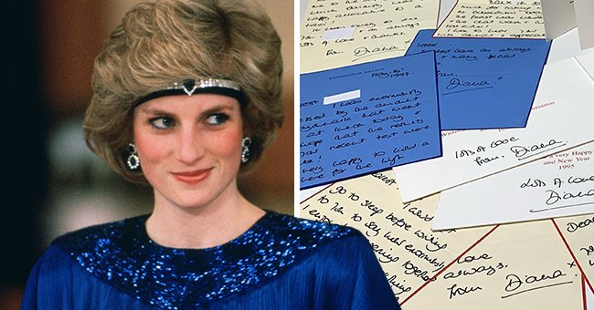 Princess Diana's Unique Letter Collection from 1990-1997 Sold at Auction in Cornwall — Details