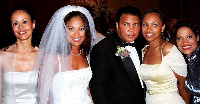 Muhammad Ali's Daughter Laila Reveals She 1st Got Married at 22 in Throwback Pic with Dad & Rarely-Seen Mom