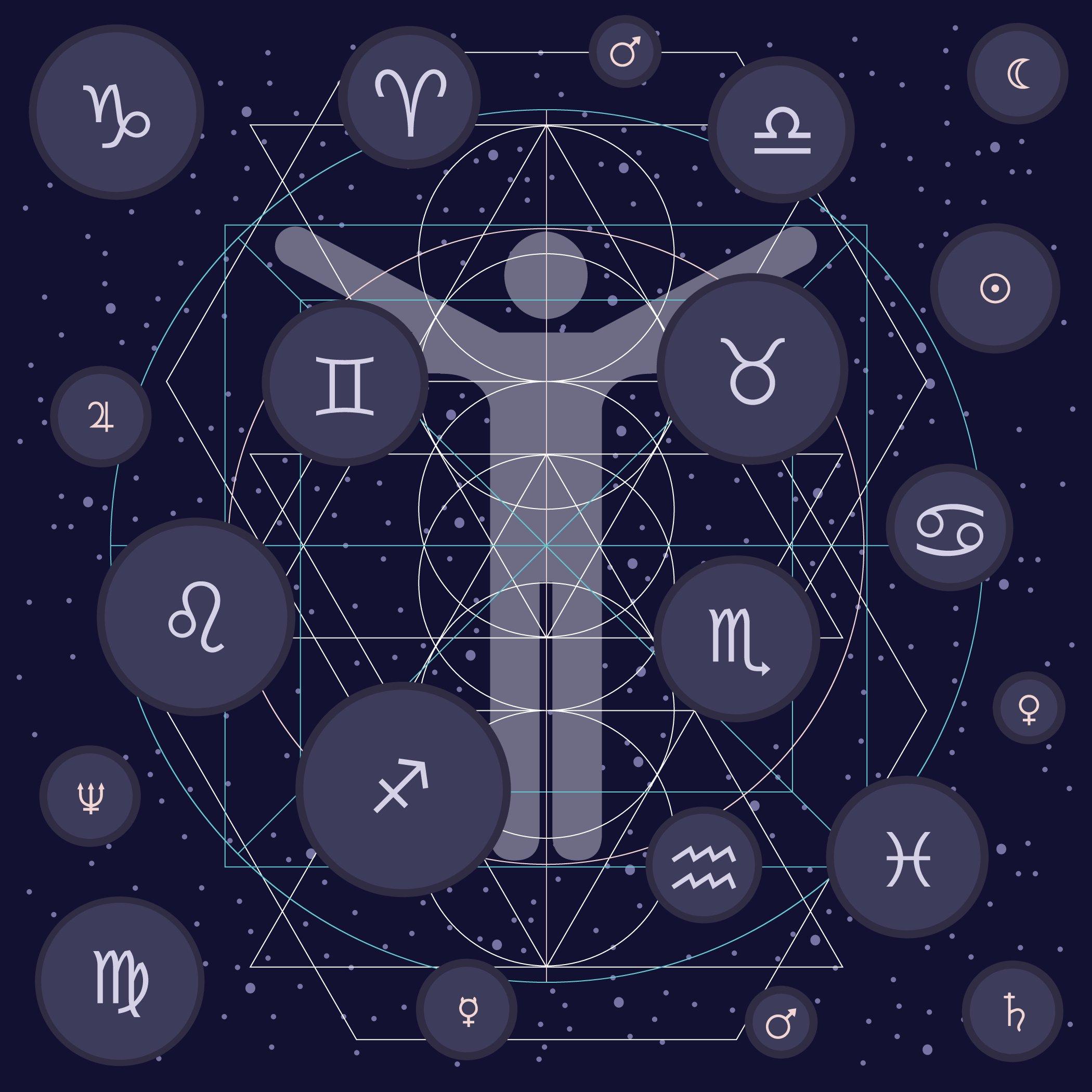 Salud entre los signos del zodíaco || Fuente: Shutterstock