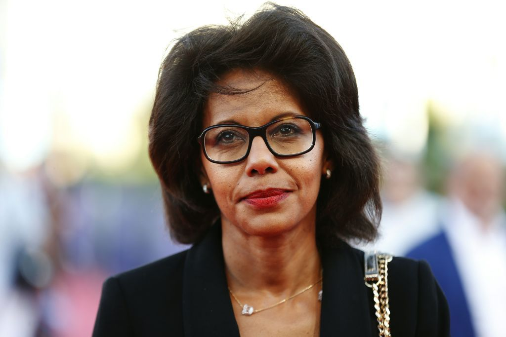 Audrey Pulvar, la journaliste et adjointe à la mairie de Paris | Photo : Getty Images