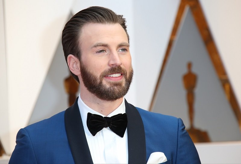 Chris Evans on February 26, 2017 in Hollywood, California   Photo: Getty Images