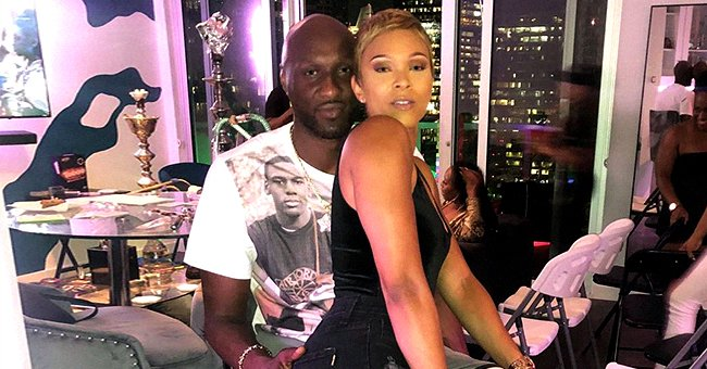 Lamar Odom's Fiancée Sabrina Parr Shares an Interesting Revelation about Their 1st Couple Pic on Instagram