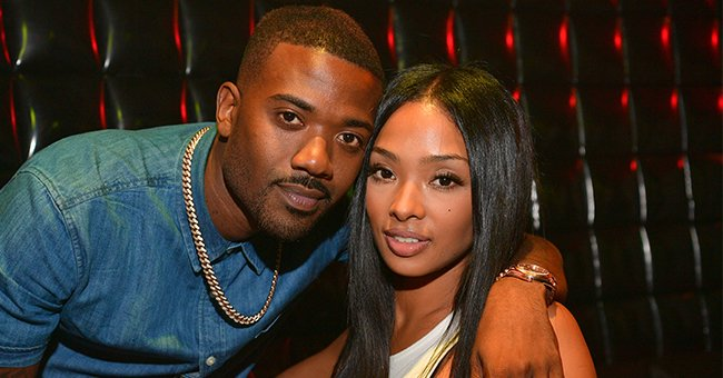 Watch a Funny Throwback Video of Ray J's Daughter Melody Changing Emotions from Happy to Sad