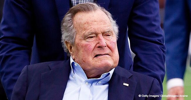 Jenna Bush Hager Reveals Late George HW Bush Cried over Her Daughter's Name