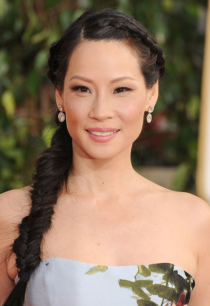 Lucy Liu on January 13, 2013 in Beverly Hills, California | Photo: Getty Images