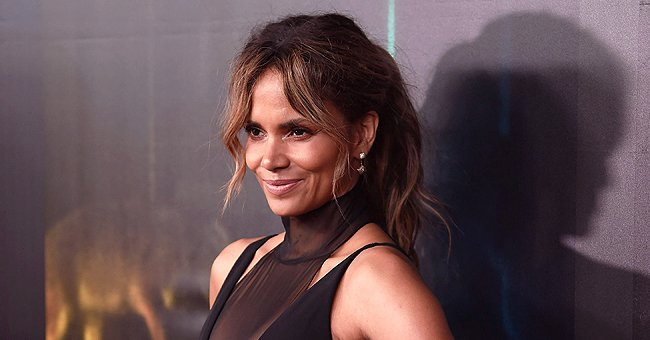 Halle Berry's BF Van Hunt Gushes over Her as He Shows Them Kissing in an Atmospheric Picture