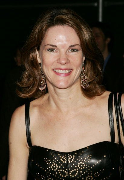 """Carolyn McCormack attends the play opening of Roundabout Theatre Comany's """"The Foreigner"""" on November 7, 2004, in New York City. 
