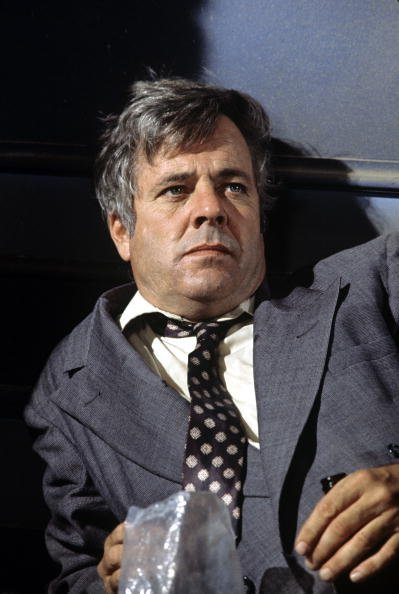 William Windom pictured in 1972. | Photo: Getty Images