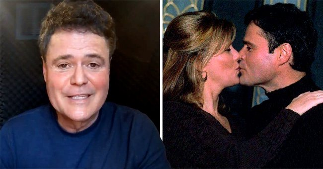 Here's How Donny Osmond Showed Love to Wife Debbie on Valentine's Day