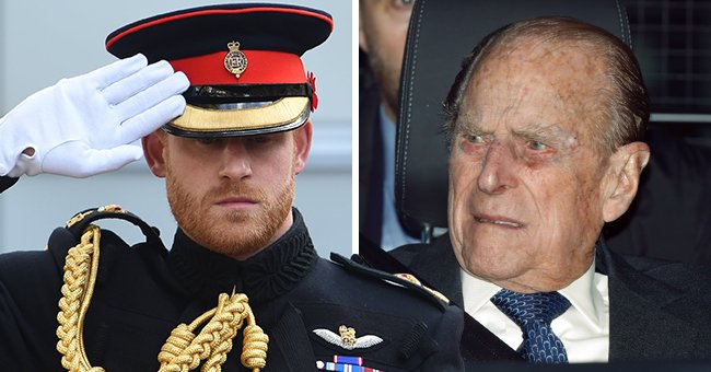Prince Harry Reportedly Will Not Be Dressed In Military Uniform At Prince Philip's Funeral — Here's Why